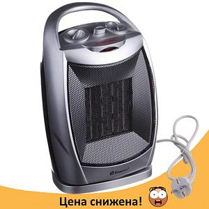 Обігрівач тепловентилятор Dоmotec Heater MS 5905 - керамічний електро обігрівач дуйка для будинку Топ