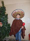Костюм мексиканец, мексинаца прокат Киев. Костюм мексиканец прокат, фото 2