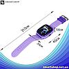 Детские Умные часы с GPS Smart baby watch DF25 - Детские водонепроицаемые смарт часы телефон с трекером, фото 4