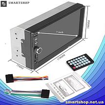 Автомагнитола 2DIN MP5 7012B + Bluetooth -  магнитола 2 ДИН с экраном 7 дюймов, магнітола в авто, фото 3