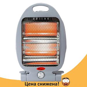 Обогреватель инфракрасный Dоmotec Heater MS-5952 - Галогенный напольный инфракрасный электрообогреватель