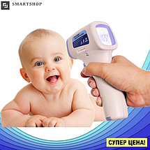Термометр бесконтактный BIT-220 - электронный инфракрасный градусник, пирометр, фото 2