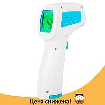 Термометр бесконтактный YHKY-2000 - электронный инфракрасный градусник, детский медицинский цифровой термометр, фото 2
