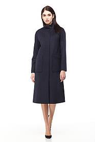 Женское пальто ORIGA Ирис 50 Темно-синий 02IRS-тм-син50, КОД: 2374025