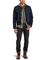 Куртка джинсовая Levi's Men's Unlined Standard Fit Jacket NEW