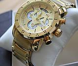Чоловічі наручні годинники Bvlgari Gold, фото 3
