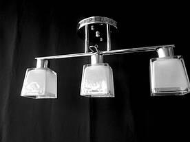Люстру на 3 лампочки 1385-3
