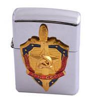 Зажигалка карманная Ордена СССР (острое пламя)