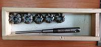 Набор зенкеров для сёдел клапанов ВАЗ 2110  ( 16 V )   (Днепропетровск)