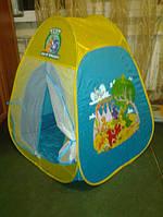 Детская игровая палатка 808S дино, фото 1