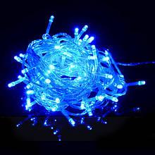 Новорічна гірлянда 100 led 100(синя)