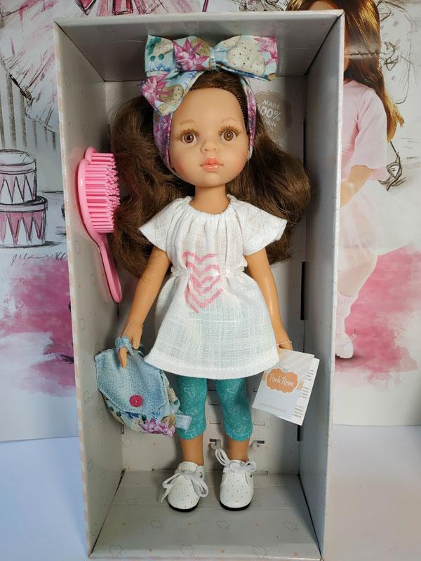 Лялька Керол 32 см Paola Reіna 04422