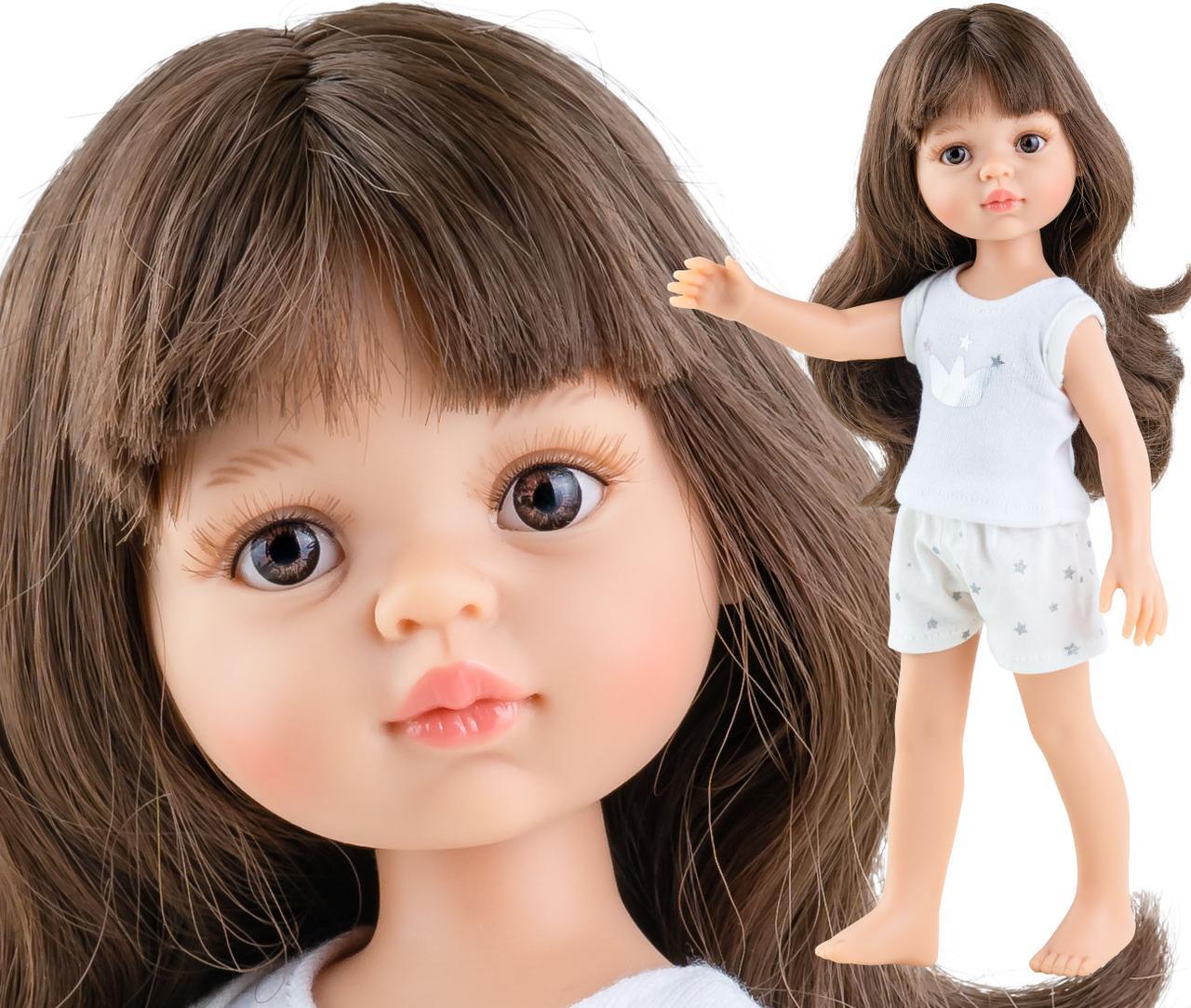 Лялька Керол 32 см Paola Reіna 13209 в піжамі