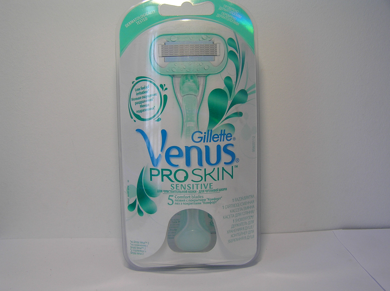 Станок женский для бритья Gillette Venus Proskin + 1 картридж