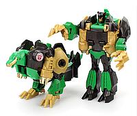 """Іграшка Грімлок з трансформацією 1-крок 11.5 см з мс """"Роботи під прикриттям"""""""