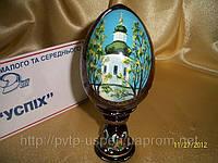 Сувенир Яйцо пасхальное среднее Борисоглебский монастырь