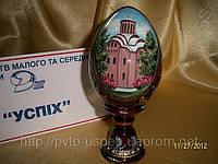 Сувенир Яйцо пасхальное среднее Пятницкая церковь