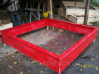 Песочница для детской площадки