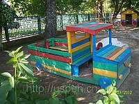 Машинка для детской площадки, фото 1