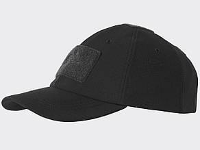 Бейсболка WINTER - Shark Skin (01-Black)