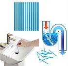 ОПТ Палички від засмічень Sani Sticks 12шт для кухні та ванної кімнати чистка каналізації труб, фото 2