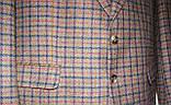 Твидовый  пиджак EUNOVA (56-58), фото 4