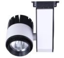 Светодиодный трековый светильник 20 Вт - 4 нейтральный белый 4500К, фото 1