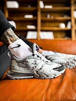 """Чоловічі кросівки Nike Air Max 270 React Eng """"Grey""""', фото 3"""