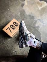 """Мужские кроссовки Адидас Yeezy 700 V2 """"Tephra"""", фото 3"""