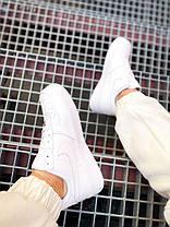 "Женские кроссовки Nike Air Force Low "" White "", фото 2"