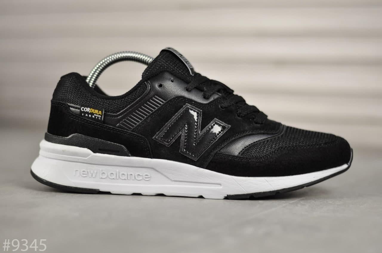 Мужские кроссовки New Balance 997H Black White