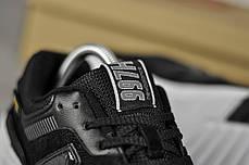 Мужские кроссовки New Balance 997H Black White, фото 2