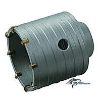 Сверло корончатое для бетона 100 мм 12 зубцов