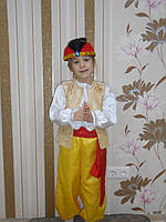 Костюм Алладина прокат. Костюм восточного принца прокат Киев, фото 1