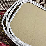 Чохли, накидки на стільчики і табурети | Комплект 4шт розмір табуретки від 30см до 34см. Висока якість, фото 2