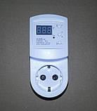 Реле напряжения ZUBR R116y вольт контроль, фото 4