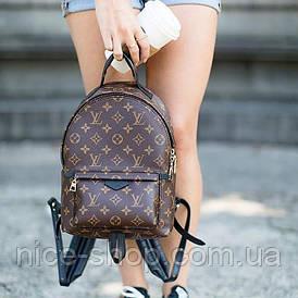 Рюкзак Louis Vuitton  средний кожа