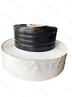 Рукав полиэтиленовый черный 120 х 40 х 1000 м, фото 1