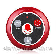 Безпровідна Система виклику офіціанта з годинником - пейджером Retekess TD108 + 10 червоних кнопок