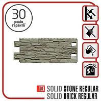 ОПТ - Сайдинг цокольный VOX Solid Stone Камень Calabria (0,42 м2), фото 1
