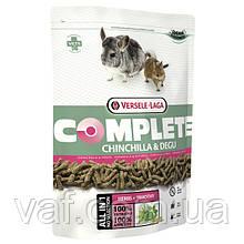 Корм для шиншилл и дегу Versele-Laga Complete Chinchilla & Degu Верселе-Лага Комплит Шиншилла и Дегу, 0,5 кг