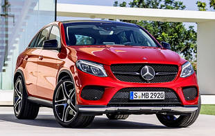 Mercedes GLE Coupe / Мерседес ГЛЕ Купе (2015-)
