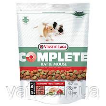Корм для крыс и мышей Versele-Laga Complete Rat & Mouse Верселе-Лага Комплит Рэт энд Маус, 0.5 кг