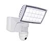 Светодиодный прожектор  Lutec Peri  7629501331 (6295-PIR-5K wt) с датчиком движения 16W/4000K, IP54