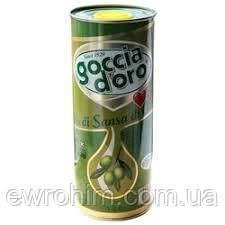 Масло оливковое Goccia D`oro Sansa, 750мл