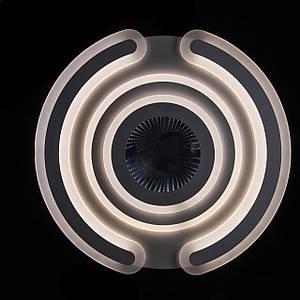 Накладна світлодіодна люстра з діммером P5-YH109/143W/