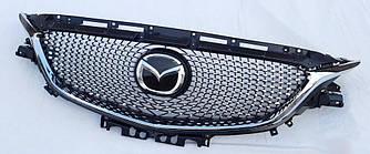 Решетка радиатора Mazda 6 GJ (2016-2018) тюнинг Diamond
