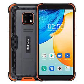 Смартфон Blackview BV4900 PRO Orange 4G 4/64GB NFC 5580mAh And10 НОВИНКА!