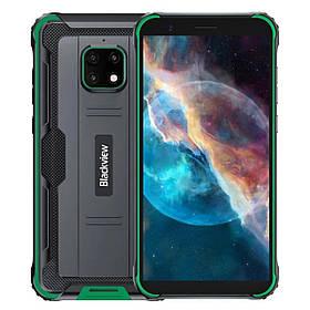 Смартфон Blackview BV4900 PRO Green 4G 4/64GB NFC 5580mAh And10 НОВИНКА!