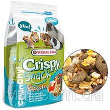 Корм-лакомство для грызунов Versele-Laga Crispy Snack Popcorn Верселе-Лага Криспи Попкорн, 0.65 кг